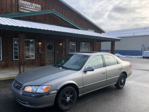 2001 Toyota Camry for sale at Coeur Auto Sales in Hayden ID