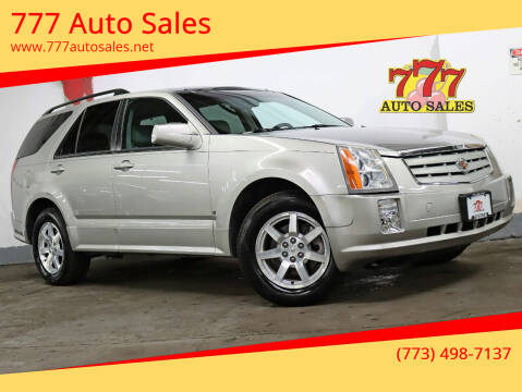 2006 Cadillac SRX for sale at 777 Auto Sales in Bedford Park IL