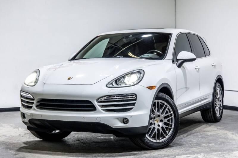 2014 Porsche Cayenne for sale at Veloce Motorsales in San Diego CA