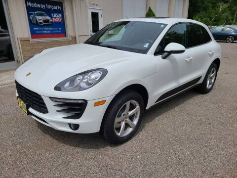 2018 Porsche Macan for sale at Medway Imports in Medway MA