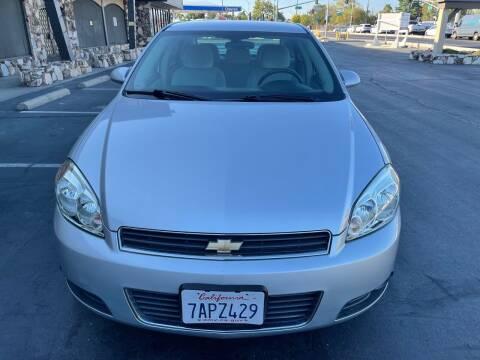 2011 Chevrolet Impala for sale at SACRAMENTO AUTO DEALS in Sacramento CA