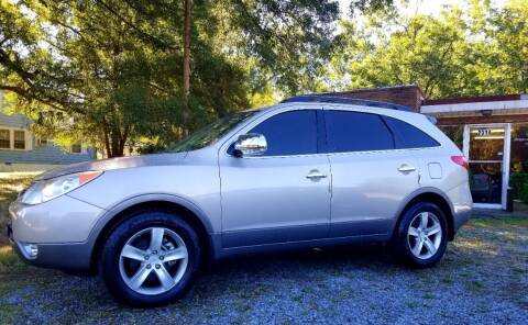 2009 Hyundai Veracruz for sale at Progress Auto Sales in Durham NC