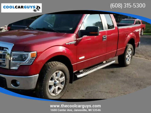 2014 Ford F-150 for sale at Cool Car Guys in Janesville WI