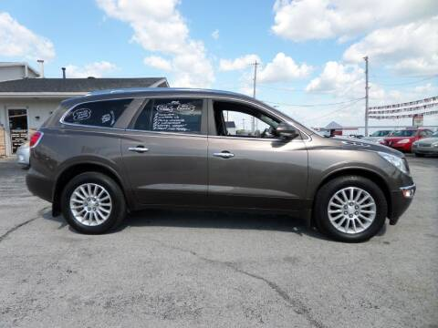 2011 Buick Enclave for sale at Budget Corner in Fort Wayne IN
