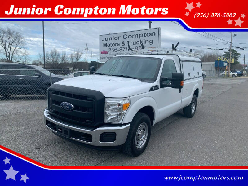 2016 Ford F-250 Super Duty for sale at Junior Compton Motors in Albertville AL
