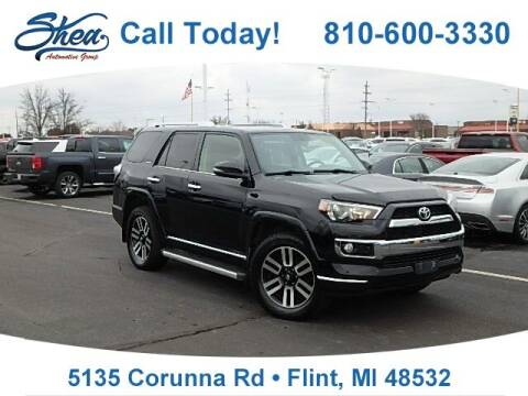 2014 Toyota 4Runner for sale at Jamie Sells Cars 810 - Linden Location in Flint MI