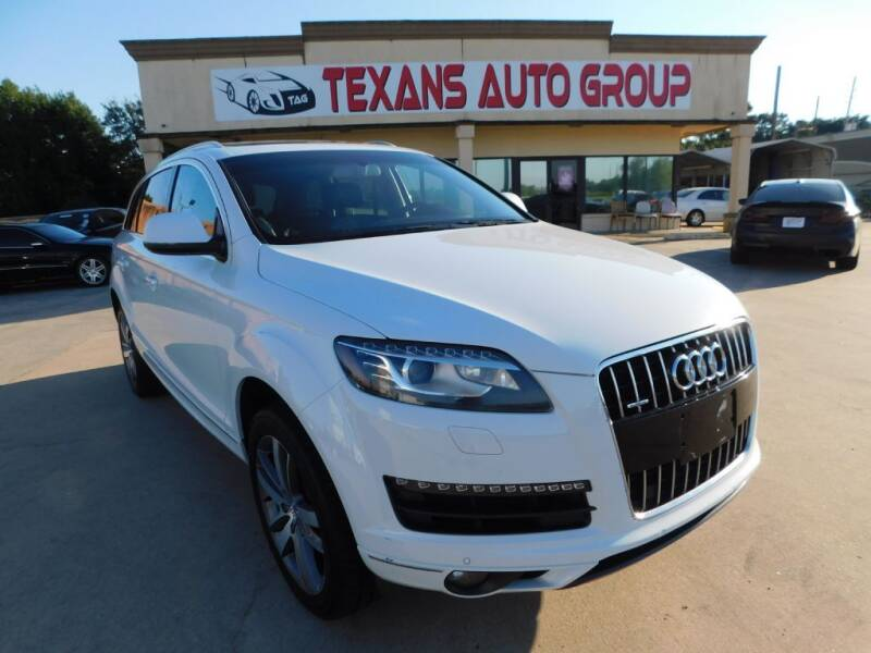 2014 Audi Q7 for sale in Spring, TX