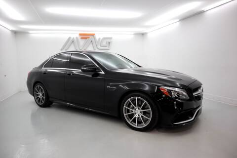 2017 Mercedes-Benz C-Class for sale at Alta Auto Group LLC in Concord NC