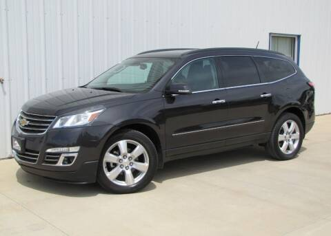 2016 Chevrolet Traverse for sale at Lyman Auto in Griswold IA