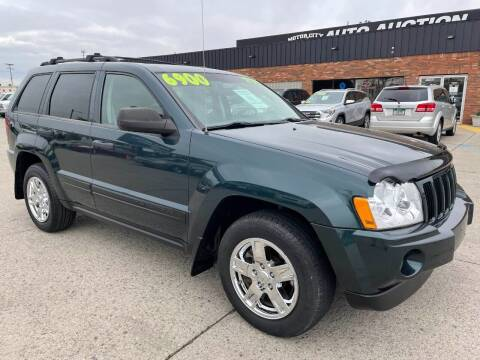 2005 Jeep Grand Cherokee for sale at Motor City Auto Auction in Fraser MI