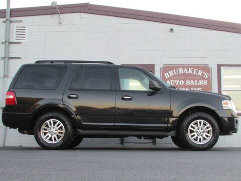 2014 Ford Expedition for sale at Brubakers Auto Sales in Myerstown PA