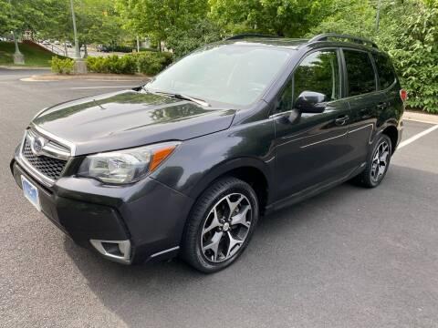 2014 Subaru Forester for sale at Car World Inc in Arlington VA