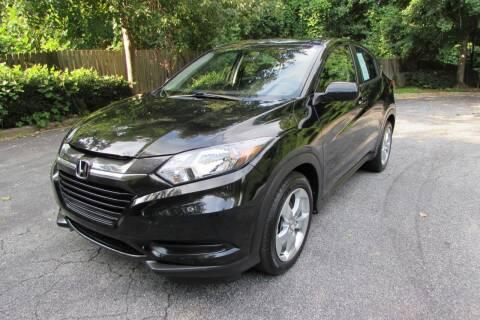 2016 Honda HR-V for sale at AUTO FOCUS in Greensboro NC