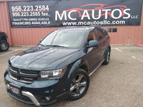 2014 Dodge Journey for sale at MC Autos LLC in Pharr TX