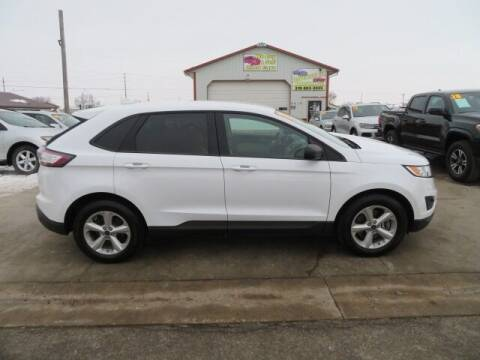 2017 Ford Edge for sale at Jefferson St Motors in Waterloo IA