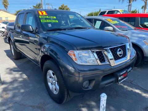 2012 Nissan Frontier for sale at Auto Max of Ventura in Ventura CA