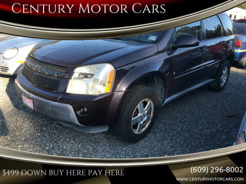 2006 Chevrolet Equinox for sale at Century Motor Cars in West Creek NJ