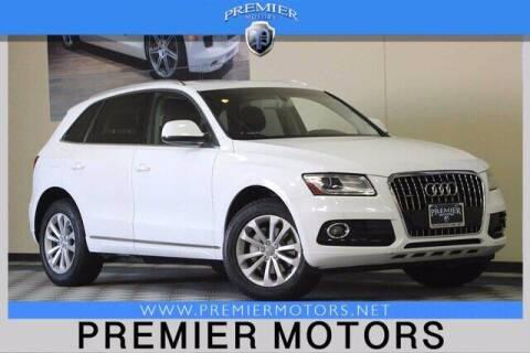 2014 Audi Q5 for sale at Premier Motors in Hayward CA