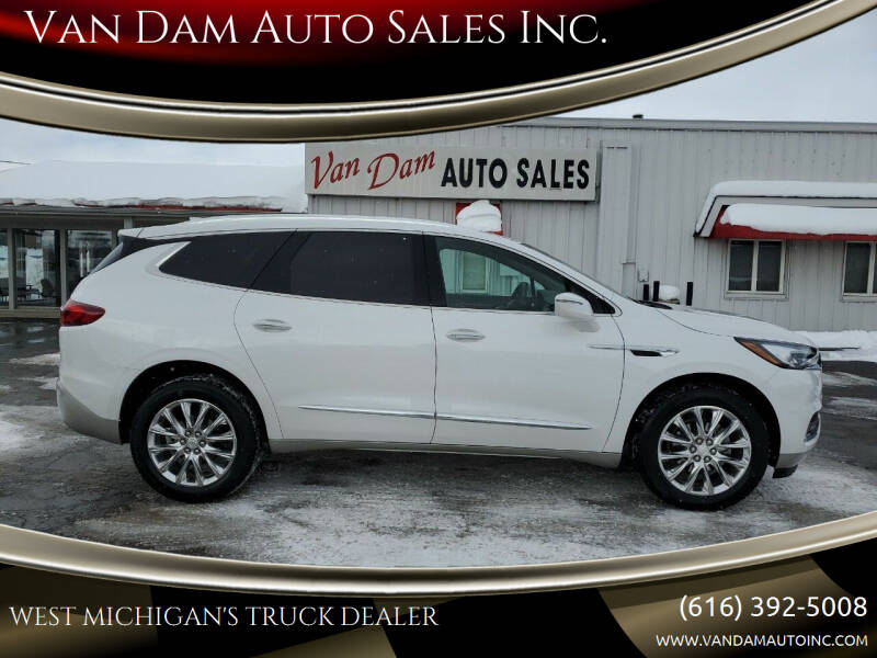 2020 Buick Enclave for sale at Van Dam Auto Sales Inc. in Holland MI