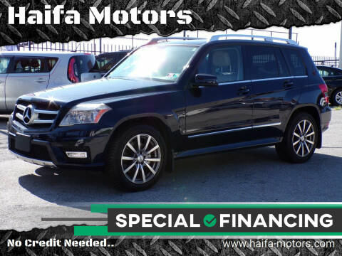 2011 Mercedes-Benz GLK for sale at Haifa Motors in Philadelphia PA