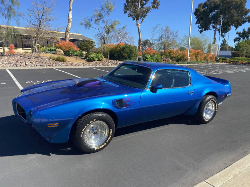 1970 Pontiac Firebird for sale at CAS in San Diego CA