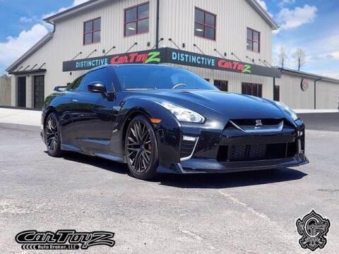 2020 Nissan GT-R for sale at Distinctive Car Toyz in Pleasantville NJ