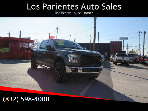 2015 Ford F-150 for sale at Los Parientes Auto Sales in Houston TX