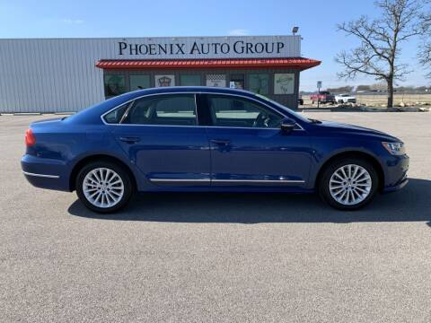2016 Volkswagen Passat for sale at PHOENIX AUTO GROUP in Belton TX