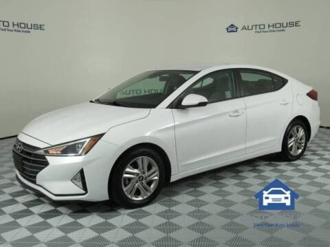 2020 Hyundai Elantra for sale at MyAutoJack.com @ Auto House in Tempe AZ