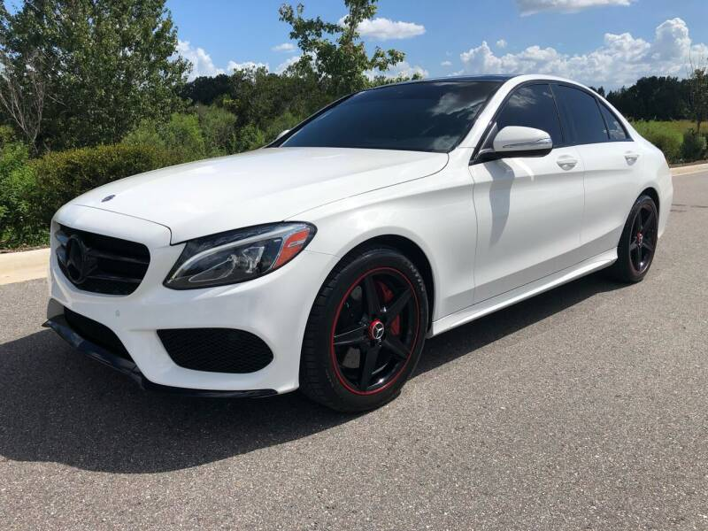 2015 Mercedes-Benz C-Class for sale at Auto Liquidators of Tampa in Tampa FL