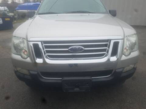 2008 Ford Explorer Sport Trac for sale at Auto Credit Xpress in North Little Rock AR