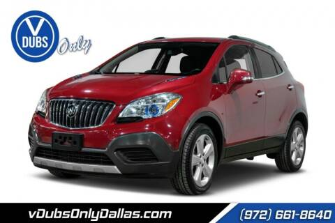 2016 Buick Encore for sale at VDUBS ONLY in Dallas TX