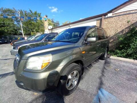 2006 Honda Pilot for sale at One Stop Auto Sales in Midlothian IL