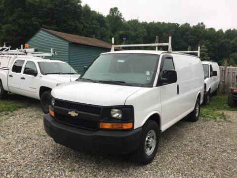 2007 Chevrolet Express Cargo for sale at Last Frontier Inc in Blairstown NJ