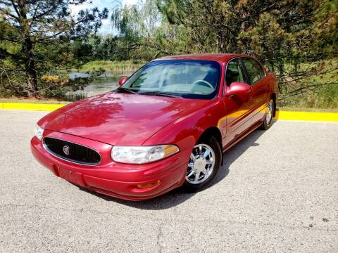 2003 Buick LeSabre for sale at Excalibur Auto Sales in Palatine IL