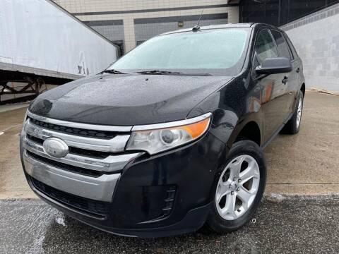 2013 Ford Edge for sale at Illinois Auto Sales in Paterson NJ