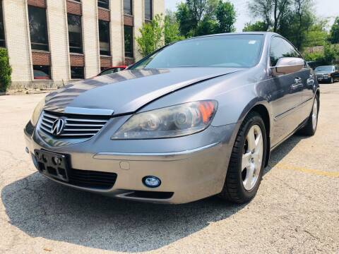 2005 Acura RL for sale at Quality Auto Sales And Service Inc in Westchester IL