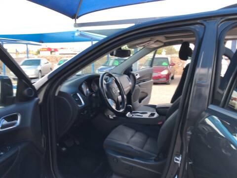 2011 Dodge Durango for sale at Autos Montes in Socorro TX