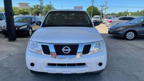 2012 Nissan Frontier for sale at Auto Limits in Irving TX