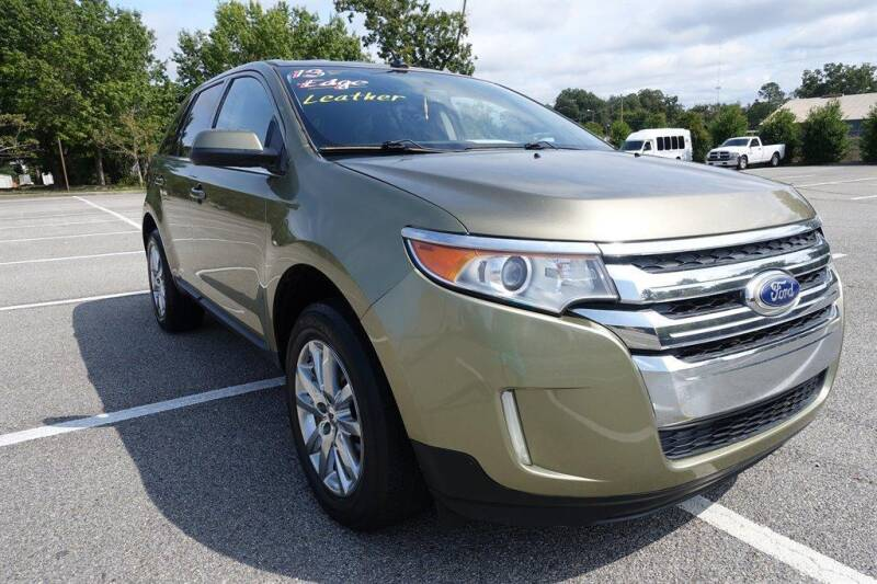 2013 Ford Edge for sale at Womack Auto Sales in Statesboro GA