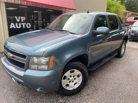 2008 Chevrolet Avalanche for sale at VP Auto in Greenville SC