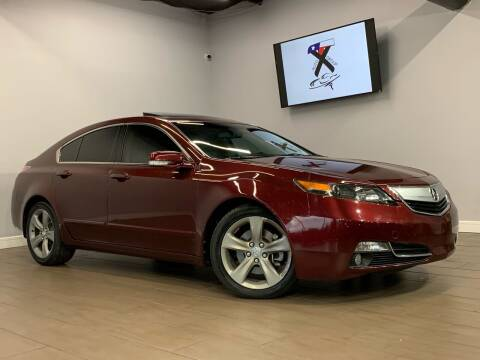 2012 Acura TL for sale at TX Auto Group in Houston TX