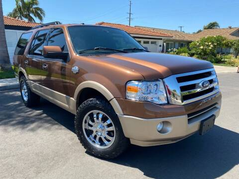 2012 Ford Expedition for sale at SoCal Motors in Los Alamitos CA