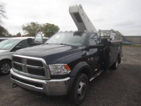 2012 RAM Ram Chassis 5500 for sale at J & K Auto - J and K in Saint Bonifacius MN