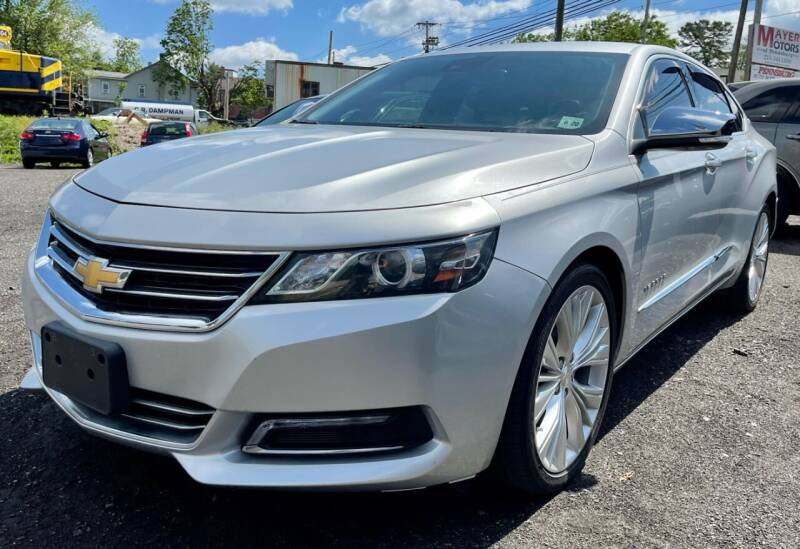 2015 Chevrolet Impala for sale at Mayer Motors of Pennsburg in Pennsburg PA