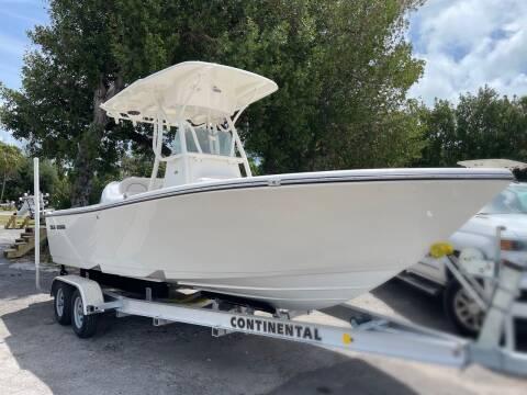 2021 SEA BORN LX22 for sale at Key West Kia - Wellings Automotive & Suzuki Marine in Marathon FL
