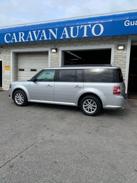 2017 Ford Flex for sale at Caravan Auto in Cranston RI