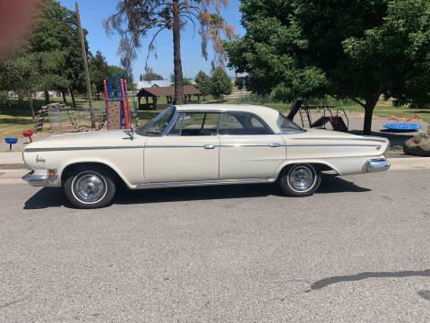 1963 Dodge custom 880 for sale at Retro Classic Auto Sales in Fairfield WA