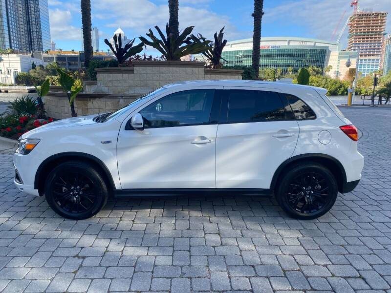 2019 Mitsubishi Outlander Sport for sale at CYBER CAR STORE in Tampa FL