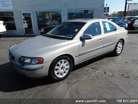2003 Volvo S60 for sale at Cj king of car loans/JJ's Best Auto Sales in Troy MI